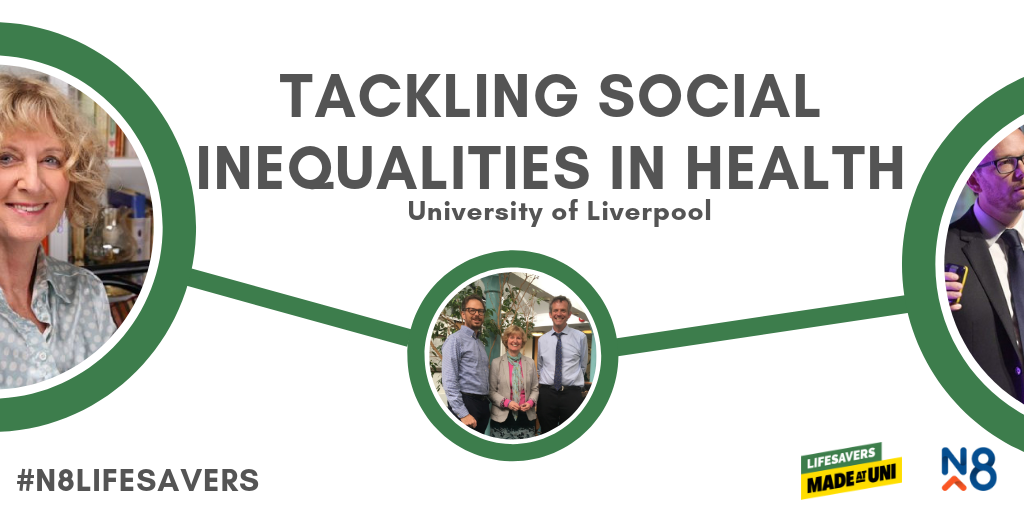 n8 lifesavers liverpool uni social inequalities