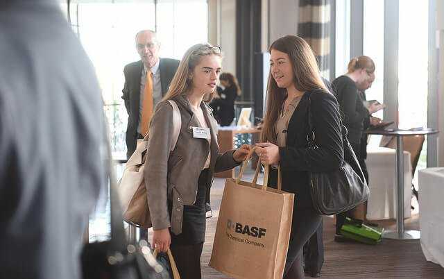 business of science conference picture basf