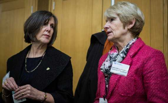 Janet Beer Nancy Rothwell no deal brexit
