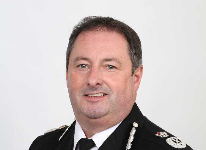 Chief Constable Mark Collins