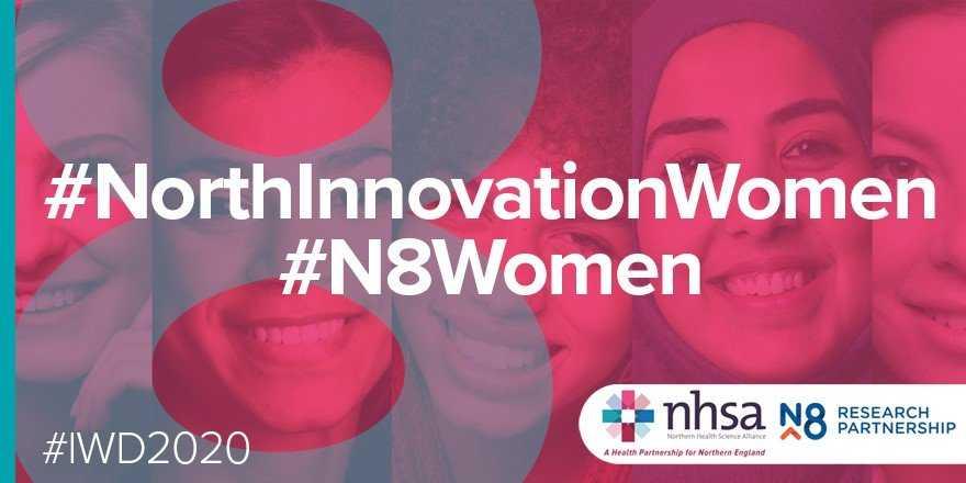 North Innovation Women N8 NHSA