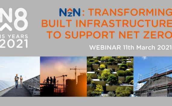 N8 net zero north construction webinar - website header