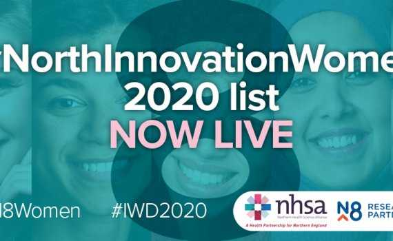 North Innovation Women N8 NHSA