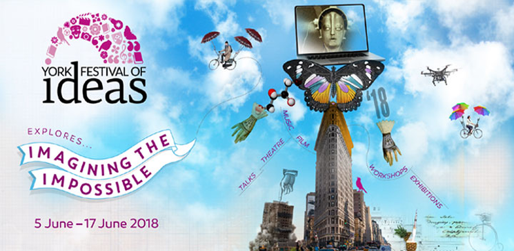 York Festival Of Ideas 2018   N8 Research Partnership
